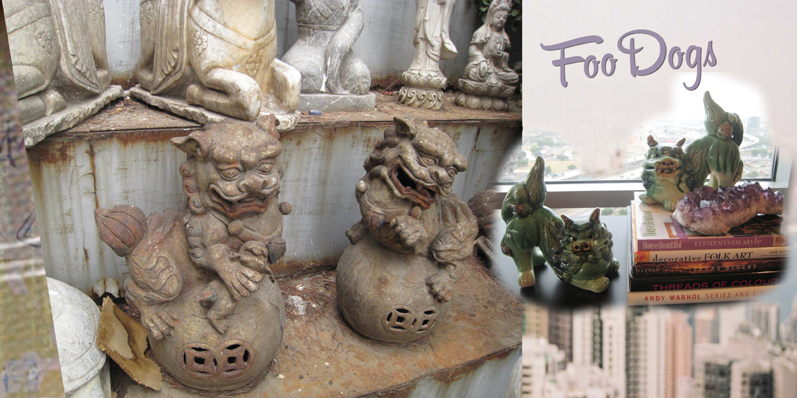 Foo Dogs - protection